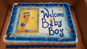 prince baby shower cakes calumet bakery baby shower cakes bakery gold and royal blue prince