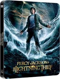 the lighting thief movie percy jackson and the lighting thief limited edition steelbook blu