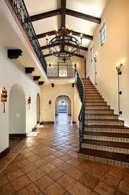 home decorating ideas the spanish style terracotta floor