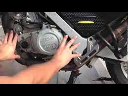 bmw motorcycle change bmw f650gs motorcycle clutch change by