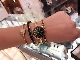 anne klein bracelet set images 79 99 anne klein women 39 s ak 1470 bangle watch and bracelet set jpg
