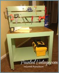 Childrens Work Benches Plans Photo Frames Wood To Make Outdoor Furniture Kids Workbench