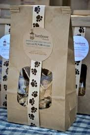 treat packaging all and organic treats
