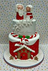 Where Can I Buy Christmas Cake Decorations Best 25 Christmas Cakes Ideas On Pinterest Christmas Cake