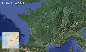 Alsace France Map by Map France Wine Regions U2014 Tenzing
