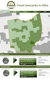 Southern Ohio Map by Map The Meal Gap U2013 Food Insecurity In Ohio Diocese Of Southern