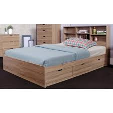 Bed Platform With Drawers Storage Beds You Ll Wayfair