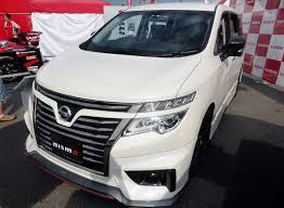 2017 nissan minivan 2015 nissan lafesta 2 generation highway star minivan pics specs