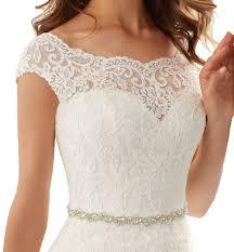 simple lace wedding dresses simple a line cap sleeve lace wedding dresses