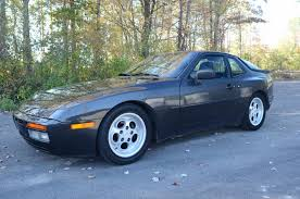 1986 porsche 944 turbo for sale on bat auctions closed on