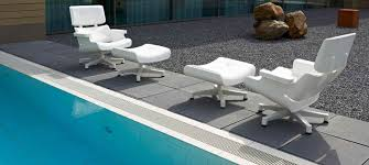 Plastic Lounge Chair Outdoor Mal 1956 Plastic Molded Lounge Chair For Outdoor U0026 Indoor