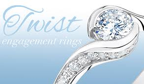 selling engagement ring twist engagement rings 10 best selling twisted designs