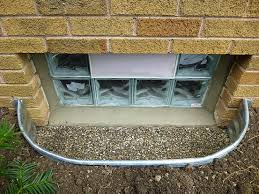 Basement Window Well Drainage by Basement Window Well Installation Rooms