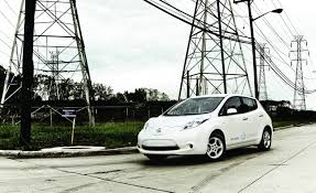 nissan leaf youtube video 2011 nissan leaf sl test u2013 review u2013 car and driver