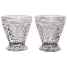 Large Waterford Crystal Vase Large Marquis By Waterford Amethyst Crystal Vase At 1stdibs