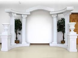 wedding arches and columns weddings celebration party rentals