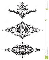 ornamental design element collection stock images image 13101714