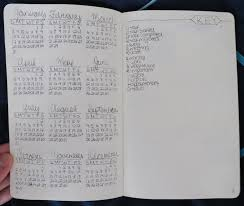 how i bullet journal my approach in 2016 musicalpoem