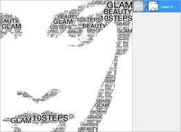 typography portrait tutorial photoshop elements make yourself an amazing typographic portrait 10steps sg