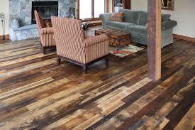 beautiful distressed laminate flooring