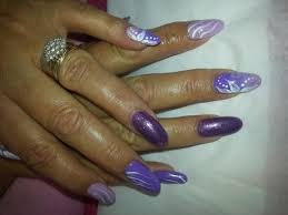 acrylic nail painted nail salons hair salon reviews uk