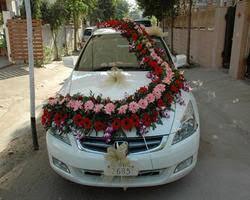 wedding car decorations wedding car decoration in mumbai