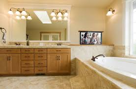 idea bathroom amazing bathroom tv ideas on bathroom ideas home design ideas