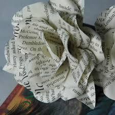 Paper Roses Harry Potter Paper Roses U2013 Weare U0027d Crafts