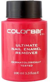 colorbar ultimate nail enamel remover price in india buy