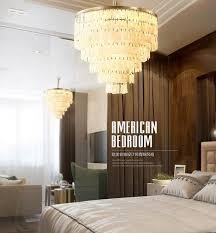 Creative Bedroom Lighting American Chandelier Retro Mediterranean Creative Hall Lights