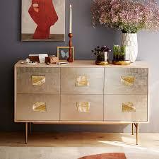 roar rabbit jeweled 6 drawer dresser west elm