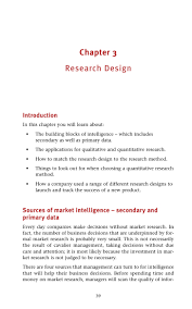 the best cover letter ever practical guide to market research