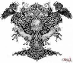 celtic knot with tree of golfian com