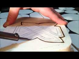 6 craftastic tuesdays tutorial how to woodburning celtic