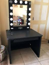 Makeup Tables Wall Vanity Mirror With Lights Cheap Furniture For Bedroom