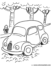 volkswagen coloring sheet create a printout or activity