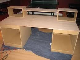Diy Recording Desk Diy Recording Desk Chandelier Sickchickchic
