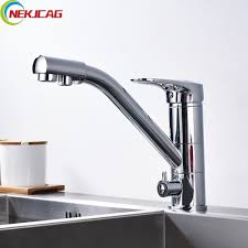 water faucets kitchen drinking water faucet kitchen sink pure water faucet dual handle