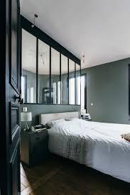 style chambre nuances de bleu style industriel frenchy fancy