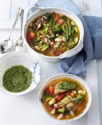 mediterrane küche rezepte minestrone mediterrane suppen rezepte essen und trinken