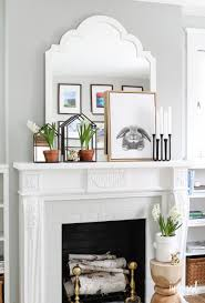 hearth decor living room living room mantel decor modern farmhouse ways