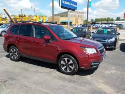 red subaru forester featured vehicles at r u0026 g subaru