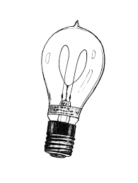 Light Bulb Clipart Bulb Clipart Lumiere Pencil And In Color Bulb Clipart Lumiere