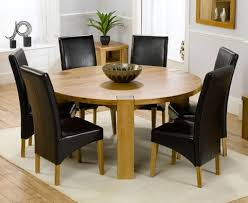 round dining table design kitchen and dining
