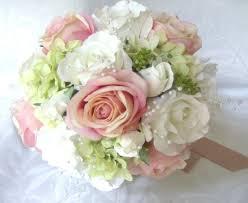 silk bridal bouquet flowers gorgeous silk wedding bouquets for wedding accessories