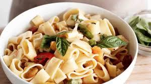 no knife pasta recipe u0026 video martha stewart