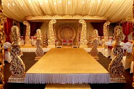 ideas about indian wedding stage decoration free home designs