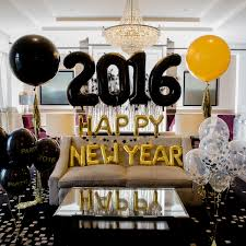 new year s decor festive balloon decorations for a fabulous new year s party