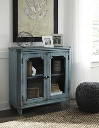accent cabinet with glass doors mirimyn multi door accent cabinet t505 742 accent cabinets