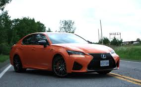 2017 Lexus Gs F Rolling With The Big Boys The Car Guide